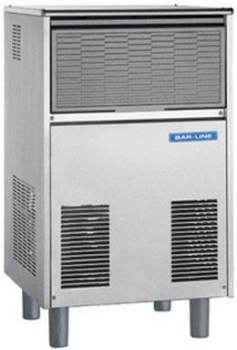 Льдогенератор кубикового льда Scotsman B 40 WS-M