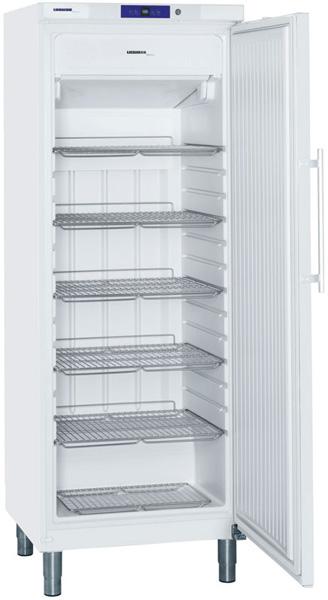 Большой морозильник с системой No Frost Liebherr GGv 5810
