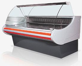 Холодильная витрина   Golfstream Нарочь 120 ВС
