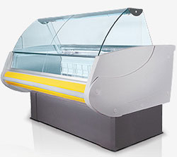 Морозильная витрина   Golfstream Нарочь 150 ВН