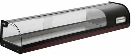 Настольная охлаждаемая витрина Carboma ВХСв-1.0
