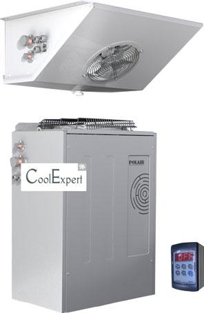 Среднетемпературная сплит-система Polair SM 115 P
