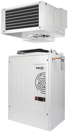 Среднетемпературная сплит-система Polair SM113S