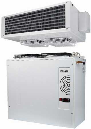 Среднетемпературная сплит-система Polair SM232S