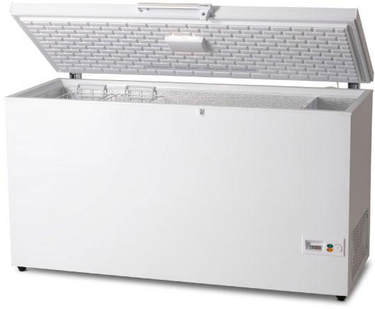 Морозильный ларь с глухой крышкой Vestfrost Solutions HF 425