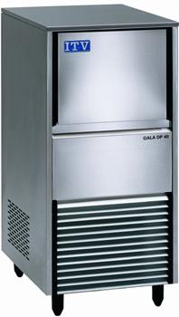Льдогенератор кубикового льда ITV Gala DP 40L