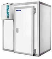 Холодильная камера с моноблоком Polair КХН-4,4 м3 и  FAM003Z001