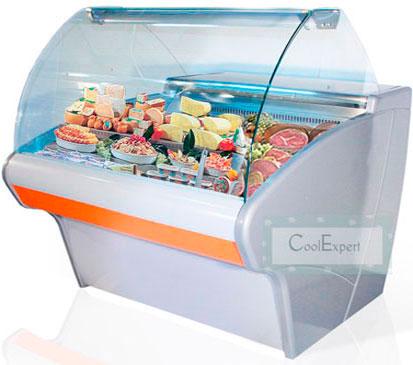 Холодильный прилавок (витрина) Carboma ВХС-1,25