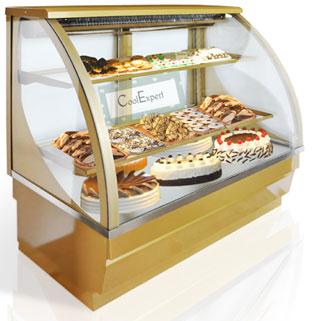 Холодильная витрина эЛКа Praga H 1.26