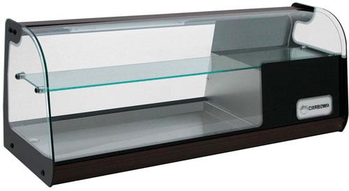 Настольная холодильная витрина Carboma ВХСв-1,8 XL