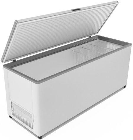 Большой недорогой морозильный ларь Frostor F 700 S