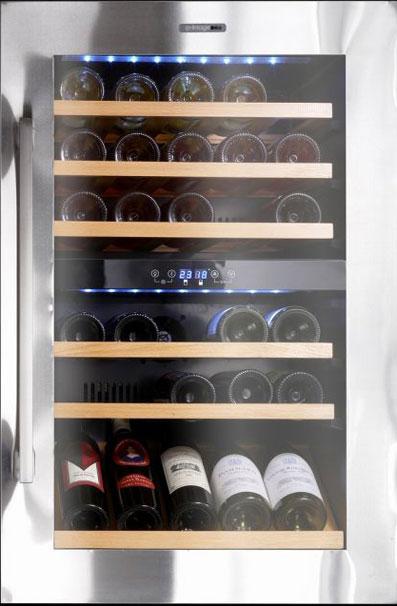 Винный шкаф встраиваемый Climadiff AV45XDZI