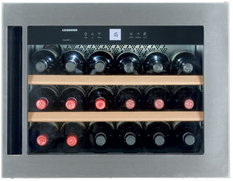 Встраиваемый винный шкаф Liebherr WKEes553