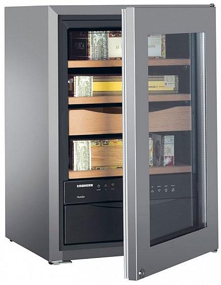 Хьюмидор (охлаждаемый шкаф для сигар) Liebherr ZKes 453
