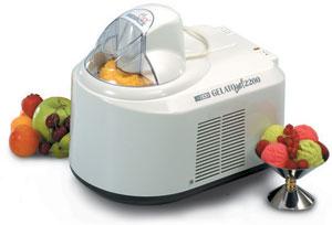 Автоматическая мороженица Nemox Gelato Chef 2200 (Белая)