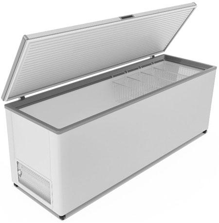 Большой морозильный ларь Frostor F 800 S