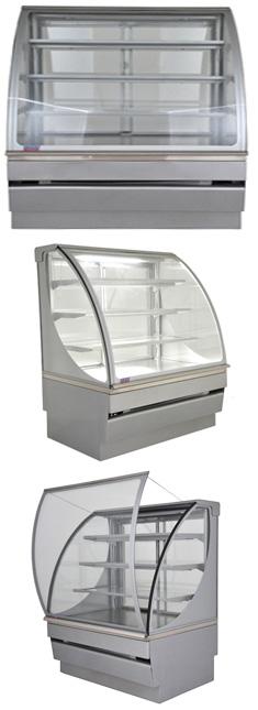 Холодильная кондитерская витрина эЛКа Вена 1,25
