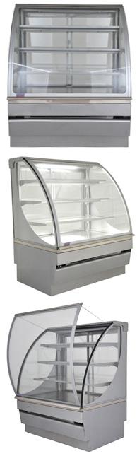 Холодильная кондитерская витрина эЛКа Вена 1,00