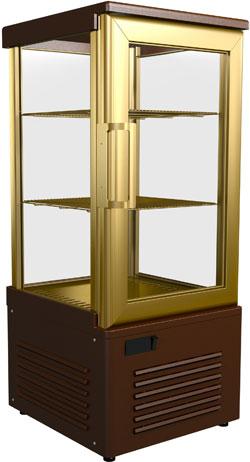 Кондитерский шкаф-витрина Carboma R 120C