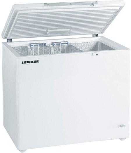 Морозильный ларь с глухой крышкой Liebherr GTL 3005