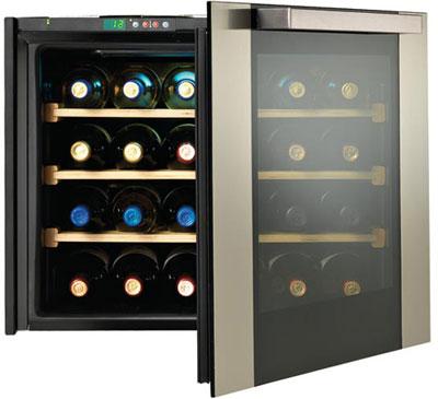 Встраиваемый винный шкаф Indel B BI 24 HOME