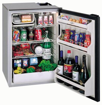Встраиваемый автохолодильник Indel B Cruise 130