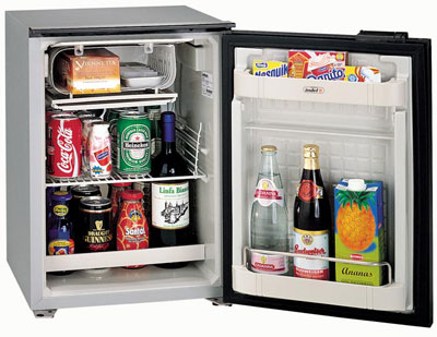 Встраиваемый автохолодильник Indel B Cruise 42