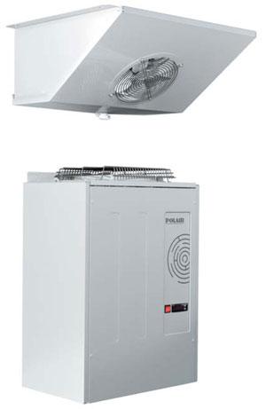 Среднетемпературная сплит-система Polair SM337S