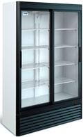 Холодильный шкаф Марихолодмаш ШХ-0,80МС купе (динамика)