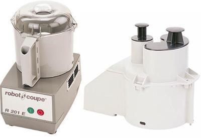 Кухонный процессор профессиональный Robot Coupe R 201 E