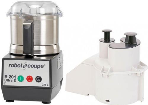 Кухонный процессор профессиональный Robot Coupe R 201 Ultra E