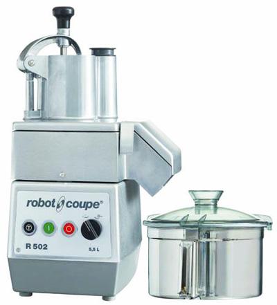 Кухонный процессор профессиональный Robot Coupe R 502