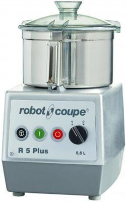 Куттер-мясорубка (настольный) Robot Coupe R5 Plus однофазный