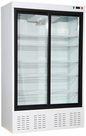 Холодильный шкаф Марихолодмаш Эльтон 1,12 купе статика