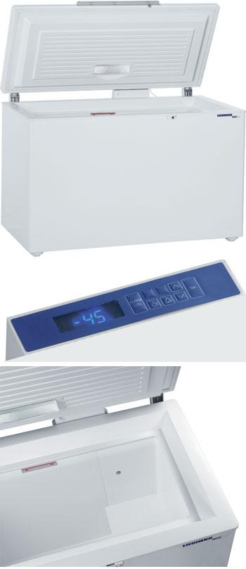 Низкотемпературный морозильник Liebherr LGT 4725