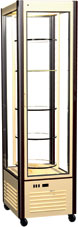Кондитерский холодильный шкаф Carboma R400Cвр