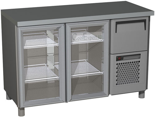 Холодильный стол Carboma BAR-250C