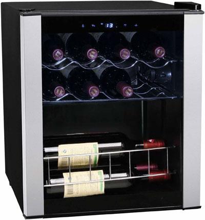 Настольный винный шкаф Climadiff CLS16A