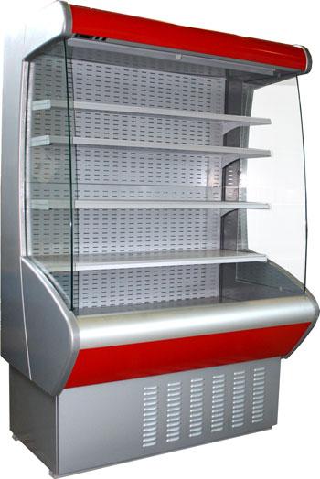 Холодильная горка Carboma ВХСд-1,9 Фруктовая