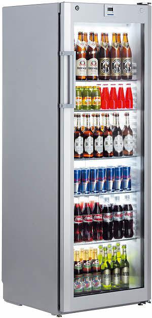 Холодильный шкаф с прозрачной дверцей Liebherr FKvsl 4113 Premium