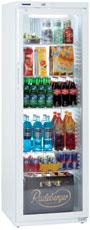 Холодильный шкаф с прозрачной дверцей Liebherr FKv 4143