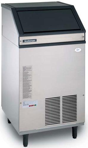 Льдогенератор гранулированного льда Scotsman AF 103 AS