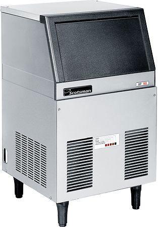 Льдогенератор гранулированного льда Scotsman BF 80 AS