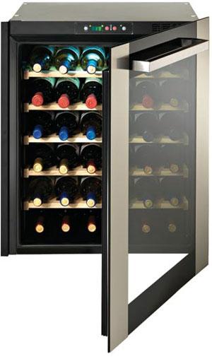 Встраиваемый винный шкаф Indel B Built-In 36 Home Plus (1 зона)