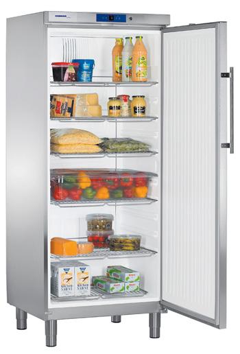 Холодильный шкаф Liebherr GKv 5760
