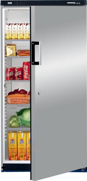 Холодильный шкаф Liebherr GKvesf 5445