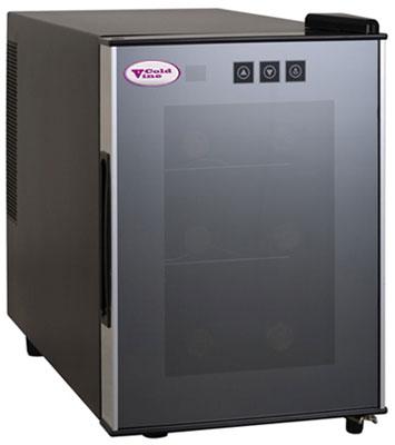 Настольный винный шкаф Cold Vine JC-16BLW