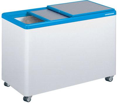 Морозильный ларь с раздвижными крышками Liebherr GTE 4300