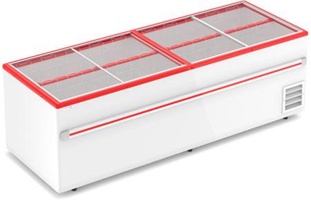 Морозильная ларь-бонета Frostor F2500B