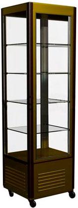 Кондитерский холодильный шкаф Carboma R400C Люкс